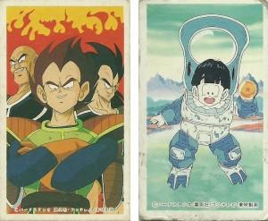 Menko Dragon Ball Z