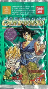 Booster Carddass Le Grand Combat série 6