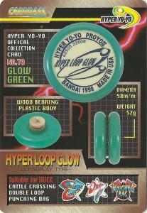 Carddass Hyper Yo-Yo