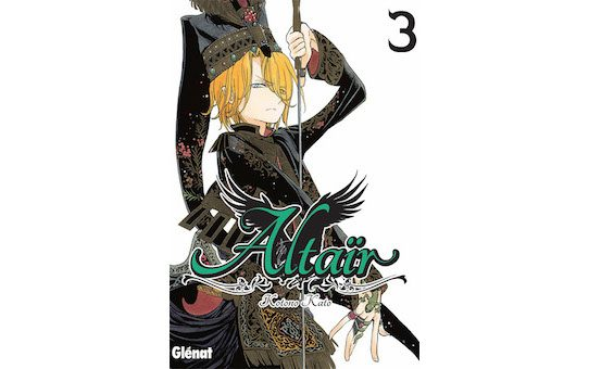 Altaïr - Tome 3
