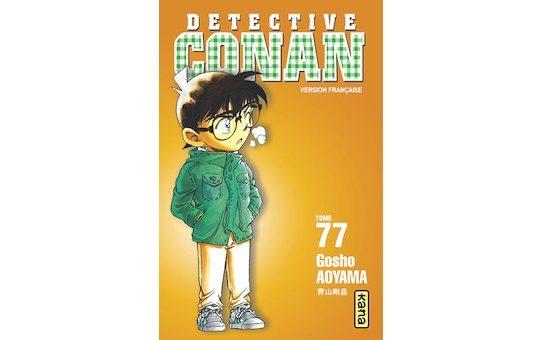 Detective Conan - Tome 77