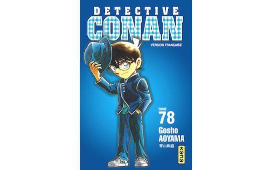 Detective Conan - Tome 78