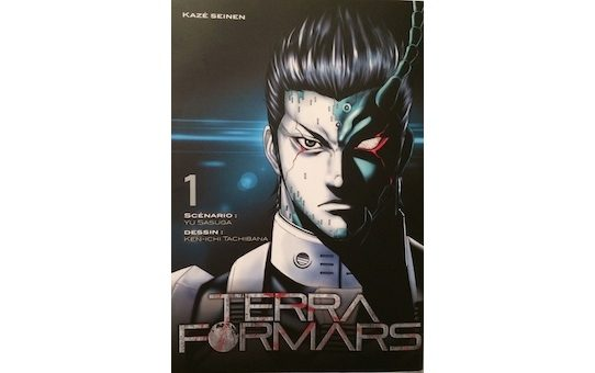 Terra Formars -  Tome 1