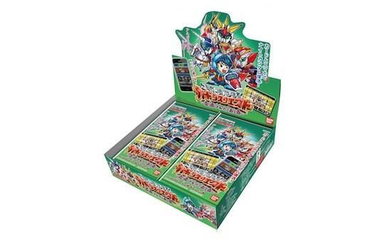 Knight Gundam Carddass Quest vol. 3 – Algus Kishidan