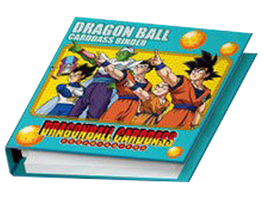 Dragon Ball « Beginning!! The Fight of Power and Power » Carddass parts 35 & 36 Complete Box