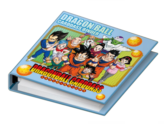 Dragon Ball « Miracle Settlement! Farewell Goku! » Carddass parts 37 & 38 Complete Box