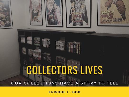 Collectors lives episode 1 - Bob