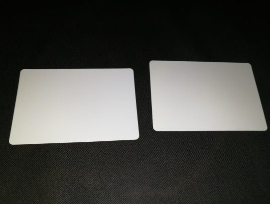 Blank cards Dragon Ball