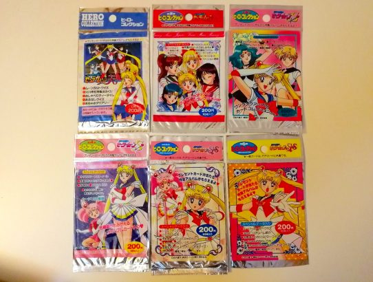Boosters Hero Collection Sailor Moon