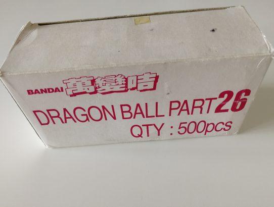 Carddass HK Dragon Ball part 26