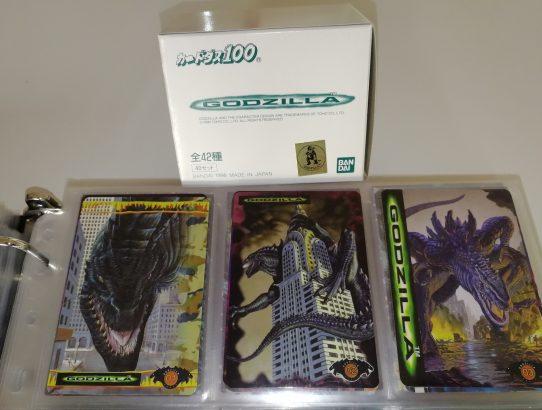 Carddass Godzilla (1998)