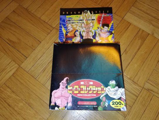 Hero Collection Dragon Ball Z part 3