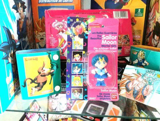 Réception : figurine Les Belles Guerrières Sailor Mercury (Bandai France)